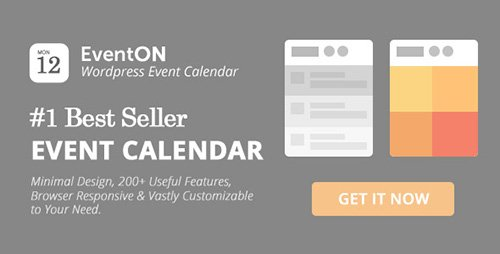CodeCanyon - EventOn v2.4.4 - WordPress Event Calendar Plugin - 1211017