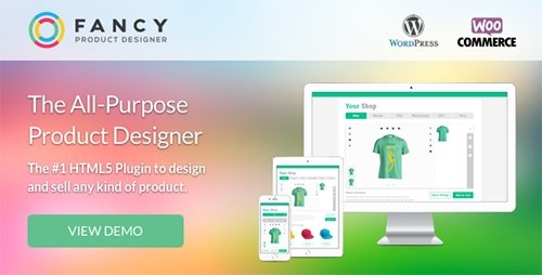 CodeCanyon - Fancy Product Designer v3.2.2 - WooCommerce plugin - 6318393