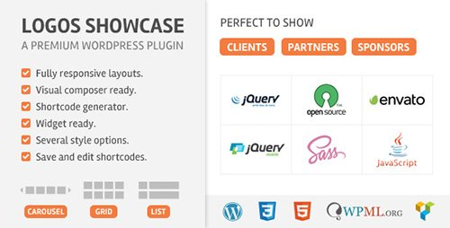 CodeCanyon - Loogos Wordpress Plugin v2.4 - 4265364