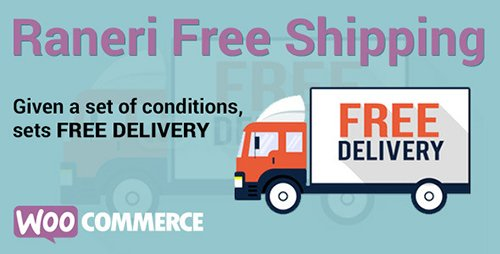 CodeCanyon - Conditional Free Shipping v1.47 - WooCommerce Plugin - 5923615