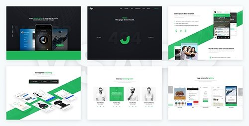 ThemeForest - VSApp v1.0 - Ultimate App Landing Page - 17783254