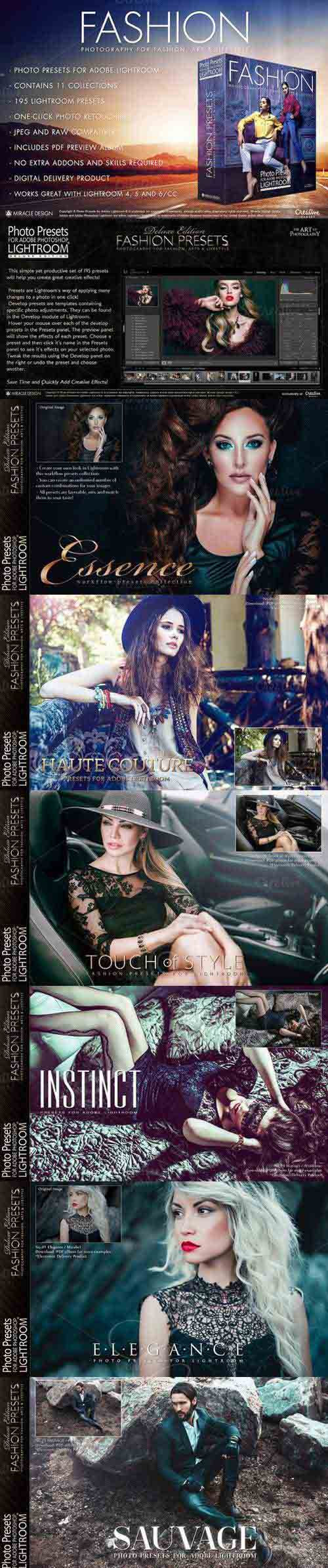 Presets for Lightroom / Fashion 928146