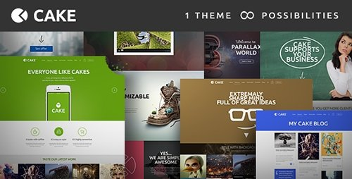 ThemeForest - Cake - Responsive Multi-Purpose Html Theme (Update: 17 June 15) - 11616816