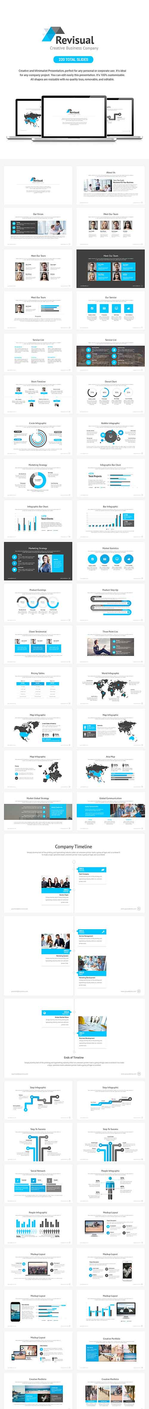 Revisual Powerpoint Template 9537682