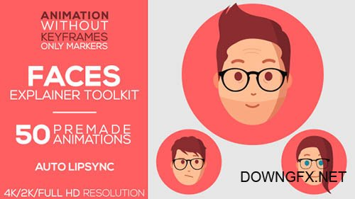 Faces | Explainer-Toolkit 18530885