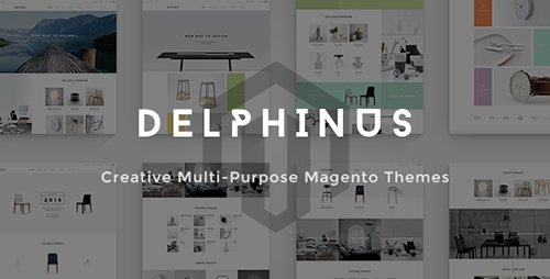 ThemeForest - Delphinus - Creative Multi-Purpose Magento Theme (Update: 5 August 16) - 16836436