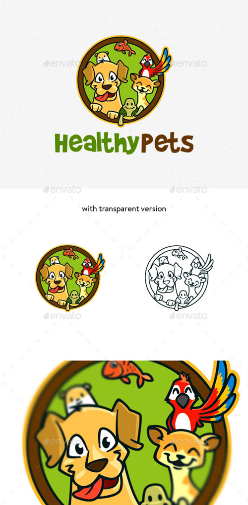 Pet Veterinary Logo 9316916