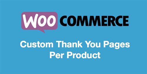 CodeCanyon - Custom Thank You Pages Per Product for WooCommerce v1.0 - 10798449