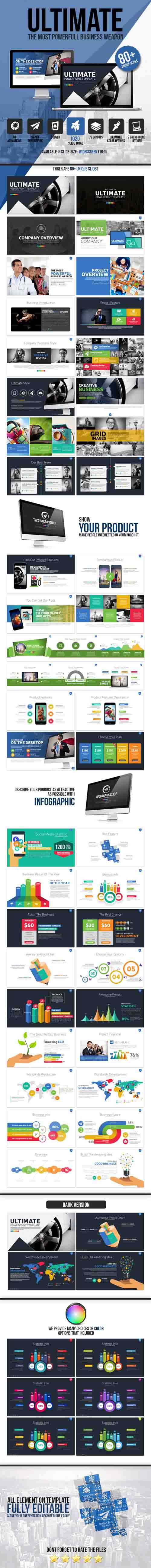 Ultimate Presentation Template 11821227