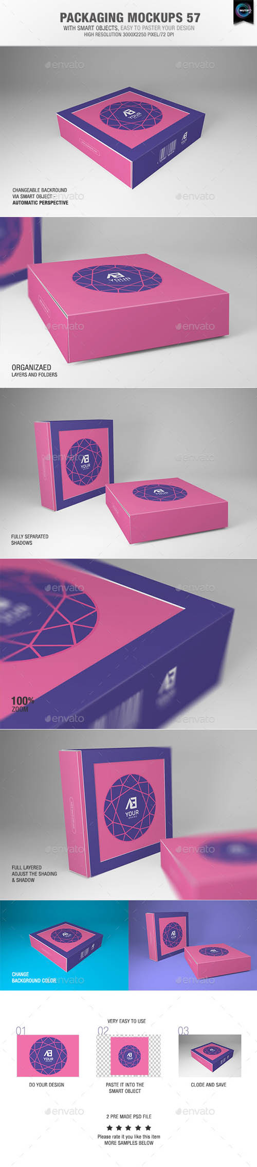 Packaging Mock-ups 57 9934938
