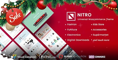 ThemeForest - Nitro v1.2.4 - Universal WooCommerce Theme from ecommerce experts - 15761106