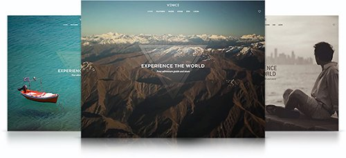 YooTheme - Venice v1.0.8 - WordPress Theme