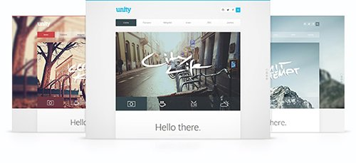 YooTheme - Unity v1.0.10 - WordPress Theme