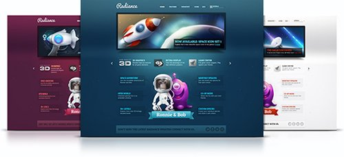 YooTheme - Radiance v1.0.4 - WordPress Theme