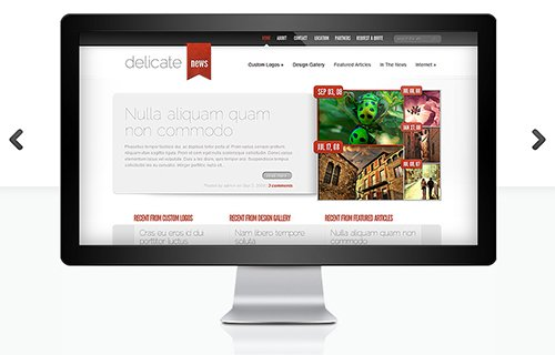 ElegantThemes - DelicateNews v4.6.6 - WordPress Theme