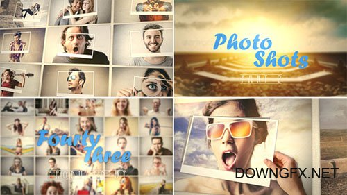 Photo Shots 2 - Project for After Effects (Videohive)