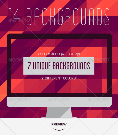 14 Geometric Backgrounds 5079908