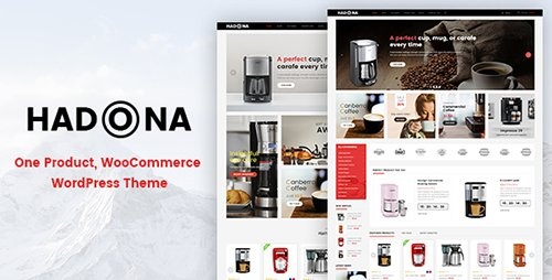 ThemeForest - Hadona v1.0.0 - One Product, WooCommerce WordPress Theme - 17567363