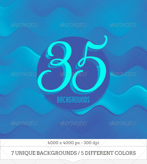 35 Colorful Wavy Backgrounds 5981210