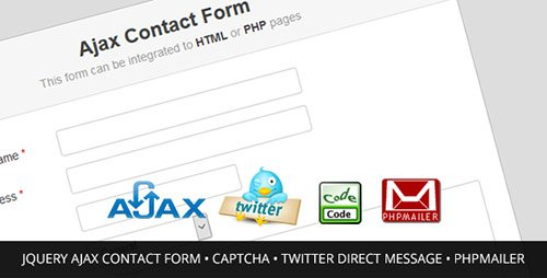 CodeGrape - Ajax Contact Form (Update: 24 June 16) - 1234