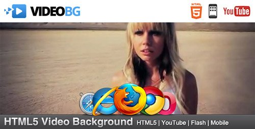 CodeGrape - HTML5 Video Background (Update: 28 July 16) - 1306
