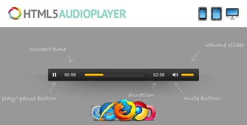 CodeGrape - HTML5 Audio Player (Update: 2 August 16) - 1600