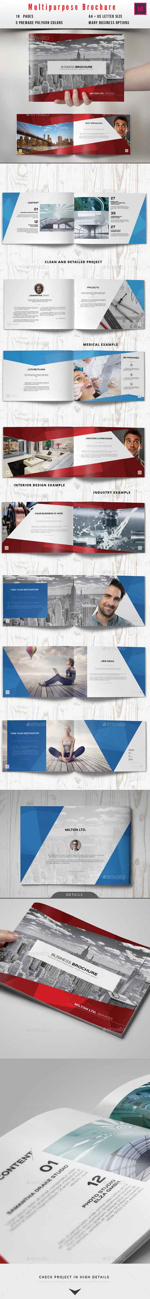 Multipurpose Business Catalog / Brochure 10425787