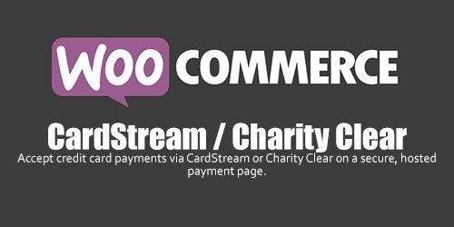 WooCommerce - CardStream / Charity Clear v2.2.2