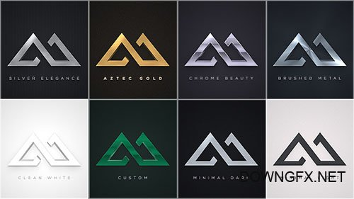 Elegant Logo Reveals Pack - Project for After Effects (Videohive)