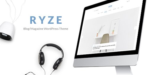 ThemeForest - Ryze v1.0.0 - Blog/Magazine WordPress Theme - 18500614