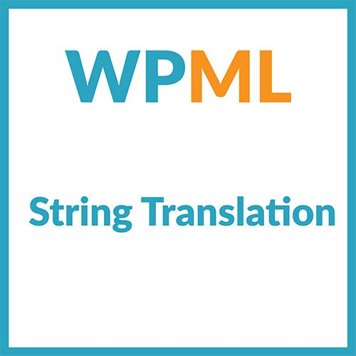 WPML - String Translation v2.5.1