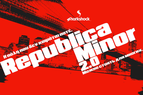 Republica Minor 2.0 Font