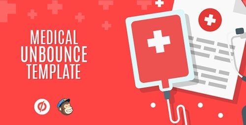 ThemeForest - Medical v1.0 - Unbounce Template - 19326668