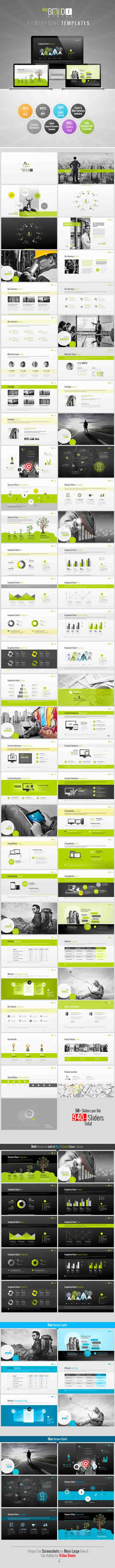 GR - ProBrand PowerPoint Templates 6035121