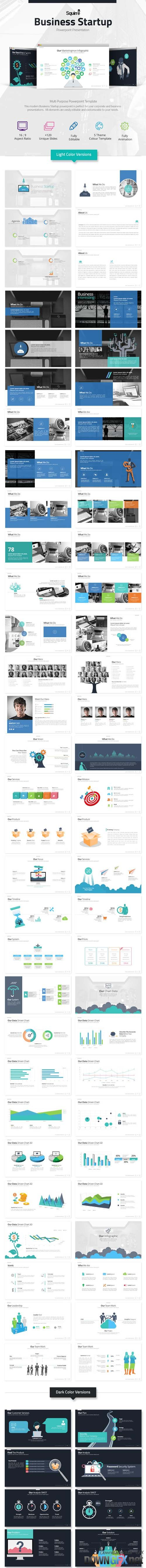 GR - Business Startup Powerpoint Presentation 10790299