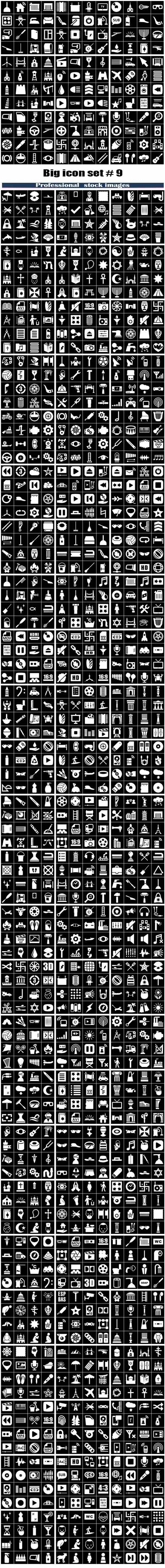 Big icon set # 9