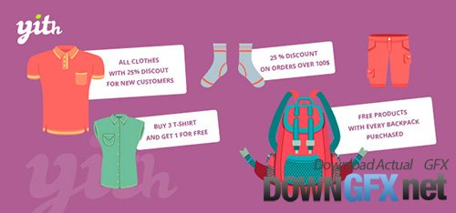 YiThemes - YITH WooCommerce Dynamic Pricing and Discounts v1.1.9