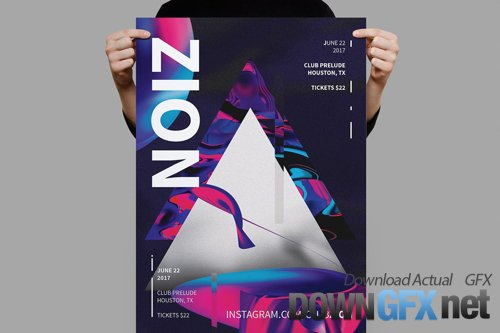 Zion Poster / Flyer