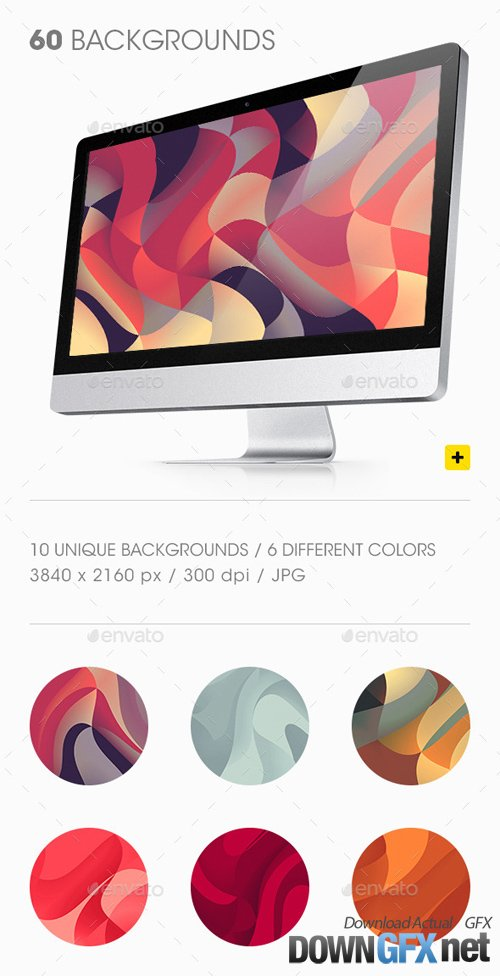 Colorful Curves Backgrounds 10106875