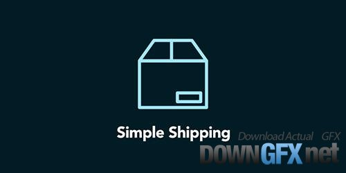 Simple Shipping v2.3.1 - Easy Digital Downloads Add-On