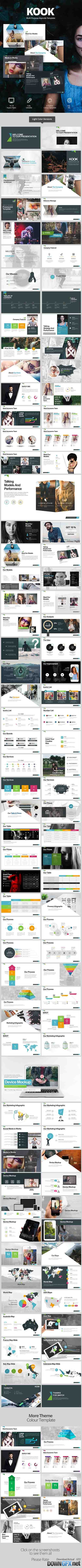 KooK Keynote Templates 19650364