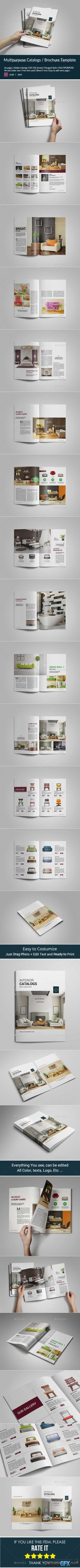 Multipurpose Catalogs / Brochure 9727534