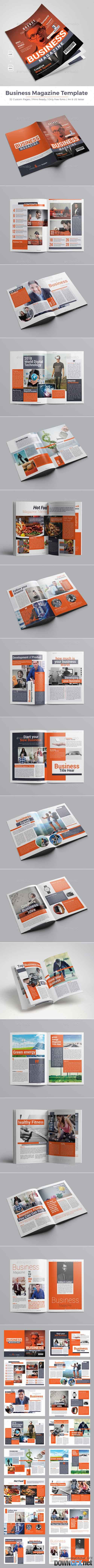 Business Magazine 19768361