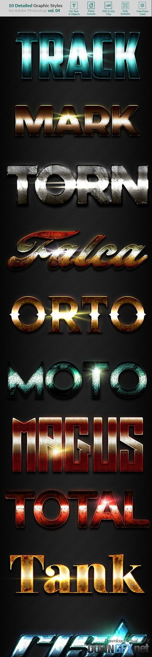 10 Text Effects Vol. 04 19872371