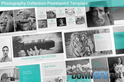 Photography Collection Powerpoint Template