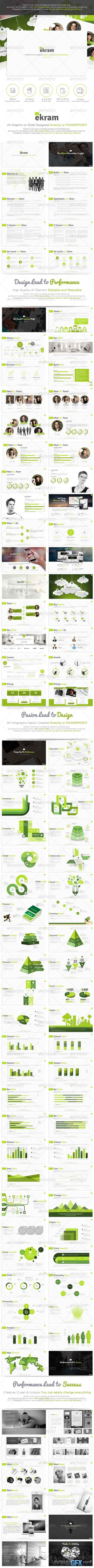 Ekram - The Most Complete PowerPoint Template 8054681