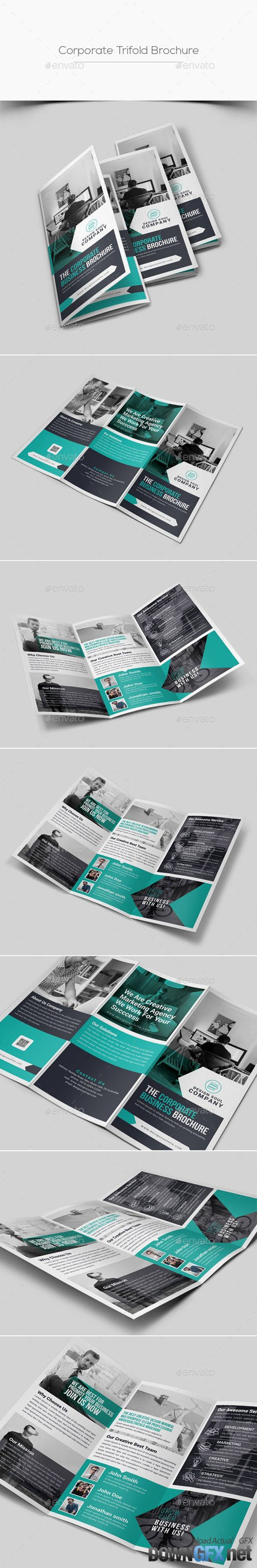 Trifold Brochure 20197908