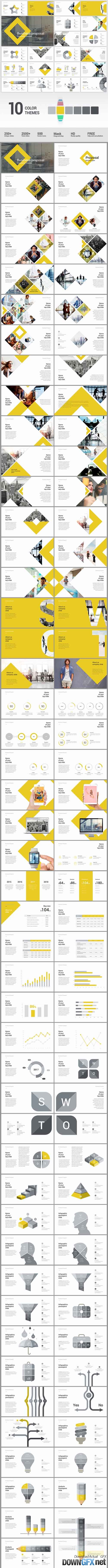 Business Proposal Powerpoint Template 20239379