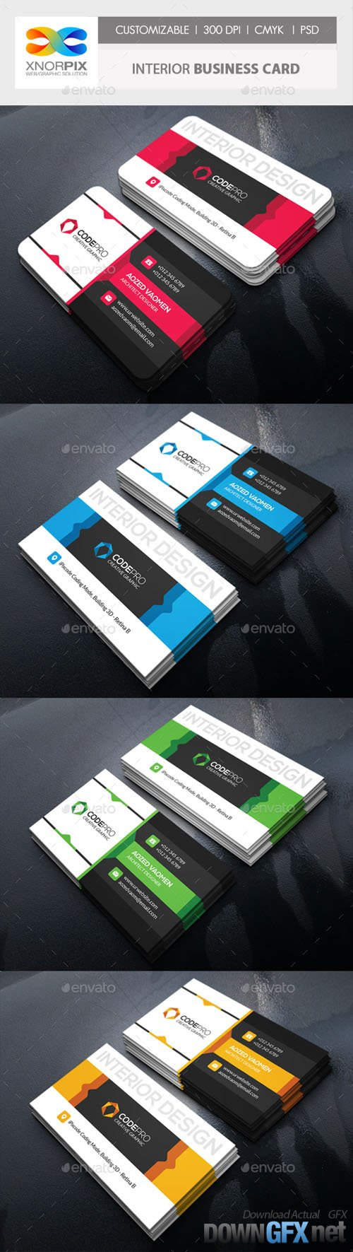 Interior Business Card 20261573