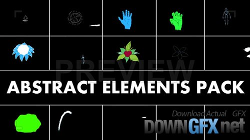 Abstract Elements Pack